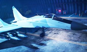 Ace Combat 7 : le MiG-29A présenté dans un trailer qui fuse à toute vitesse
