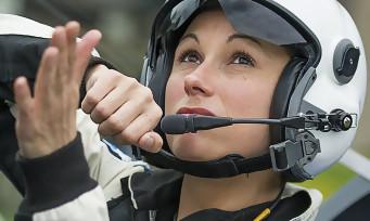 Ace Combat 7 : Bandai Namco désigne Mélanie Astles comme ambassadrice officielle du jeu