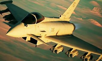 Ace Combat 7 : au Typhoon de s'exposer avec un trailer vif mais surpuissant