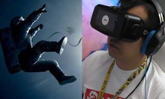 ADR1FT : on est parti dans l'espace avec l'Oculus Rift et on a eu la nausée