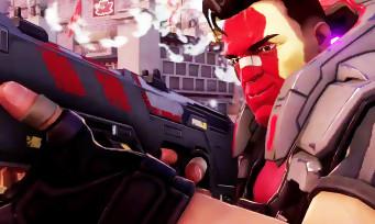 Agents of Mayhem : présentation de la team Bombshells en vidéo