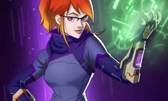 Agents of Mayhem : le jeu s'offre un nouveau personnage, Safeword, et voici son trailer