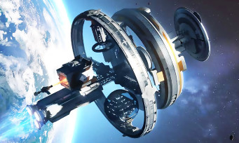 AGOS A Game of Space : un trailer en apesanteur pour le jeu VR