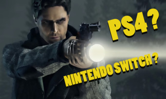 Alan Wake : Remedy confirme que le jeu pourrait sortir sur d'autres supports