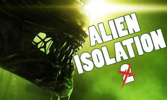 Alien Isolation 2 : rangez vos espoirs, le jeu n'est absolument pas en chantier