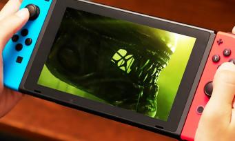 Alien Isolation : sur Switch, personne ne vous entendra crier non plus, 1er trailer du portage