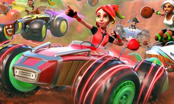 All-Star Fruit Racing : un trailer de gameplay et une sortie sur PS4, Xbox One et PC