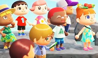 Animal Crossing : le jeu s'appellera Animal Crossing New Horizons, voici du gameplay et une date de sortie