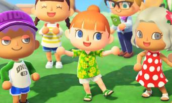 Animal Crossing New Horizons : et pour quelques images champêtres de plus