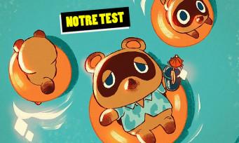 Test Animal Crossing New Horizons : pour chill pendant le confinement