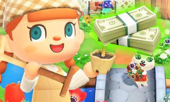 Animal Crossing New Horizons : un succès phénoménal sur Switch, voici les 1ers chiffres officiels