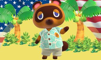 Animal Crossing New Horizons : des ventes historiques aux US, une mise à jour gratuite en approche