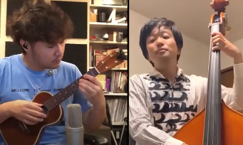 Animal Crossing New Horizons : les musiciens jouent le thème musical en confinement chez eux