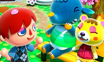Test Animal Crossing New Leaf sur 3DS