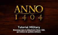 Anno 1404 - Military Tutorial