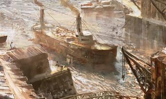 """Anno 1800 : voici """"Port d'Attache"""", le 1er DLC de la Saison 3, un trailer d'annonce"""
