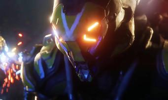 E3 2017 : Anthem, le nouveau jeu de Bioware, se dévoile dans un court teaser