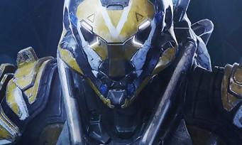Anthem : une vidéo teaser et trois nouvelles images avant l'E3 2018