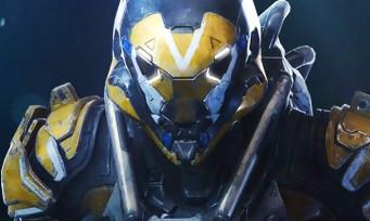 Anthem : une vidéo qui parle du début du jeu, de la customisation des Javelins, et du contenu end game