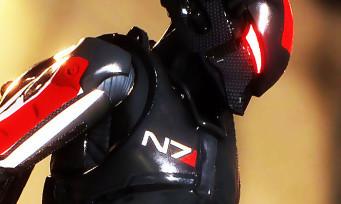 Anthem : une magnifique armure N7 sera dispo, quand Mass Effect s'invite dans le jeu
