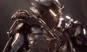 Anthem : présentation de la Légion de l'Aube, un bonus pour ceux qui précommanderont le jeu