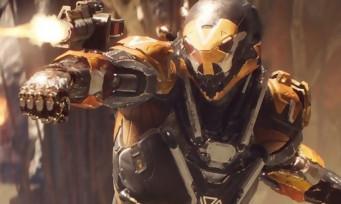 Anthem : Electronic Arts s'occupe des bugs sur PS4, un utilisateur propose une solution