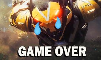"""Anthem : la refonte """"Anthem Next"""" est officiellement annulée, le jeu est mort"""