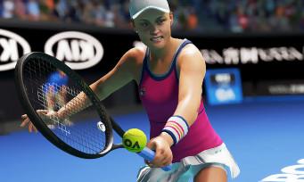 AO International Tennis 2 : une première vidéo teaser, la date de sortie déjà annoncée