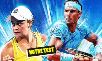 Test AO International Tennis 2 : une suite qui peine à convaincre