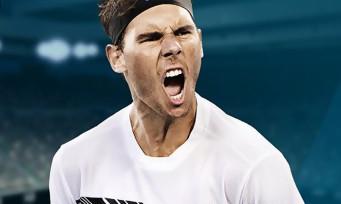 AO Tennis : le roster complet du jeu a été annoncé, beaucoup de joueurs sont absents