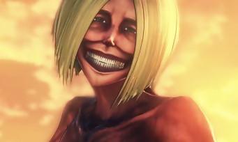 AOT 2 : la suite d'Attaque des Titans arrive sur PC et consoles en 2018