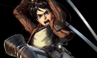 Attack on Titan 2 : présentation en images de 7 personnages