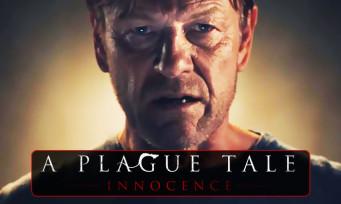 A Plague Tale Innocence : Sean Bean fait la promo du jeu avec un trailer poétique et poignant