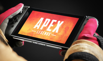 Apex Legends: a 1st gameplay video on Switch, the graphic concessions are obvious
