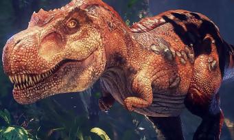 ARK Park : une longue vidéo de gameplay en mode safari préhistorique