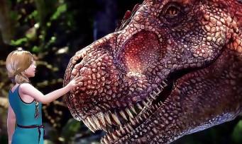 ARK Park : le PlayStation VR s'offre un nouveau jeu de dinosaures, voici le trailer