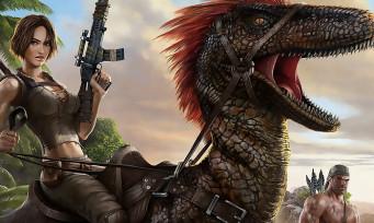 ARK Survival Evolved : le jeu arrive sur mobiles, la preuve en vidéo