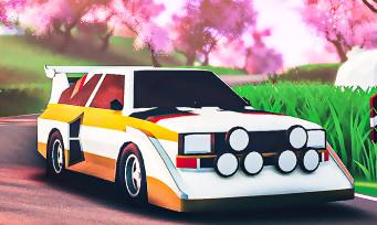 Art of rally : le jeu va aussi sortir sur Nintendo Switch, voici le 1er trailer