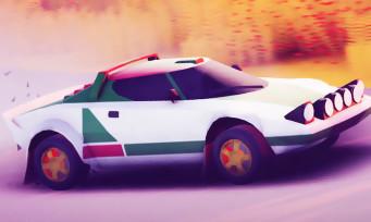 """Art of Rally : le jeu annoncé sur les consoles Xbox, un 1er trailer pour le DLC """"Kenya"""""""