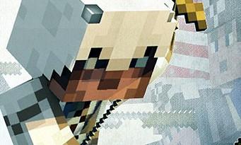Assassin's Creed 3 : le trailer revu à la sauce Minecraft