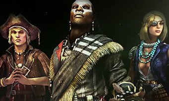 """Assassin's Creed 4 : le DLC """"La Guilde des Voleurs"""" en images et vidéo"""