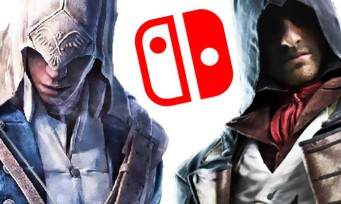 Assassin's Creed : une version Switch des opus Black Flag et Rogue aperçus chez un revendeur