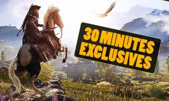 Assassin's Creed Odyssey : on a joué au jeu, voici 30 minutes de gameplay exclusives !