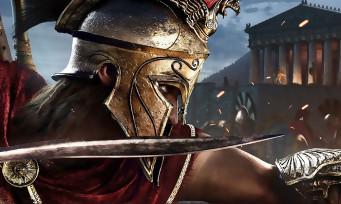 Assassin's Creed Odyssey : un trailer épique avec les notes de la presse française