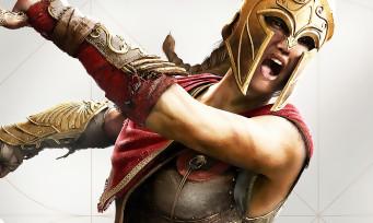 Assassin's Creed Odyssey : on connait le poids du jeu, faites de la place sur le disque dur