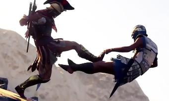 Assassin's Creed Odyssey : un spot TV pour préparer le voyage en Grèce antique