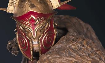 Assassin's Creed Odyssey : il y aura un collector à 750€ avec une statuette en résine, images et vidéo