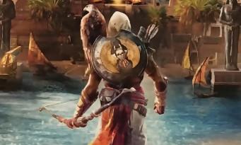 Assassin's Creed Origins : des précisions sur la taille de la map du jeu