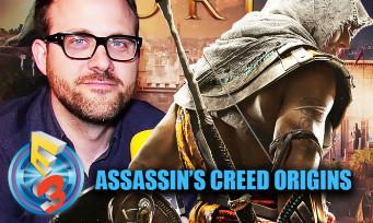 Assassin's Creed Origins : Pourquoi l'Egypte ? Qui est Ba Yek ? Le producteur nous dit tout
