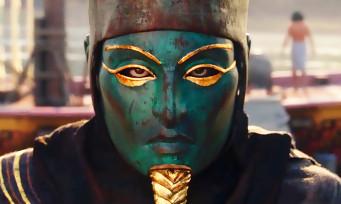 """Assassin's Creed Origins : un nouveau trailer dédié à la naissance des """"Templiers"""""""